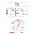 Freud Ablakgyártó csoportszerszám, 68-90 mm állítható