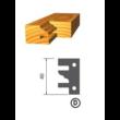 Bútorajtó keretösszeépítő vídiás profillapka