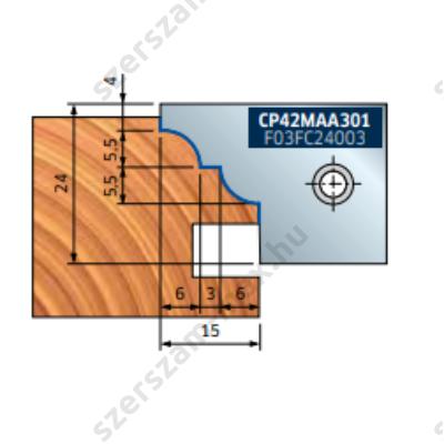 Freud vídiás profillapka (CP42MAA3)