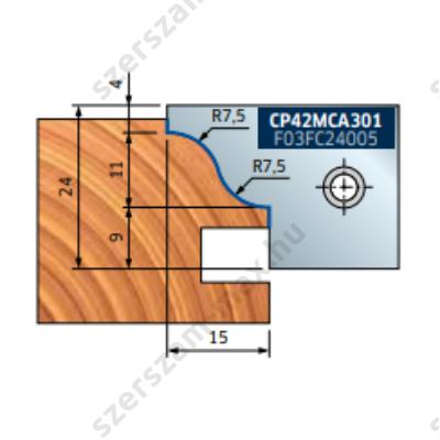 Freud vídiás profillapka (CP42MCA3)