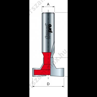 """52-FR Pro """"T"""" horony felsőmaró D:30x20,6; H:63,5; A:12; Z:2"""