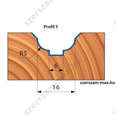 "Freud CC02M110E profillapka ""profil 5"""