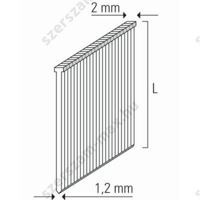 KMR  T-szeg 16mm